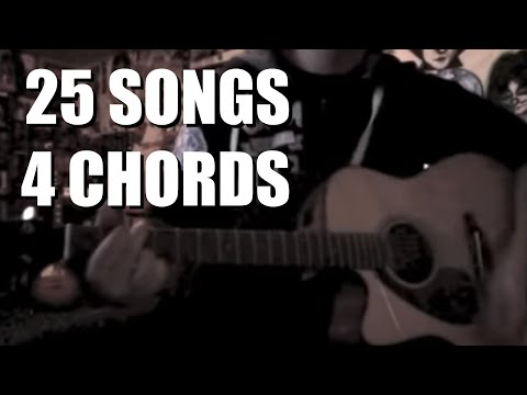 25 Famous Songs with the Same Chord Progression (Adele, Beatles, P!nk, Green Day)