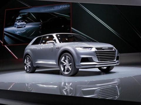 Audo Q9 >> 2018 Audi Q9 Redesign Youtube