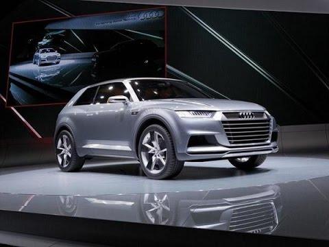 2018 Audi Q9 Redesign - YouTube