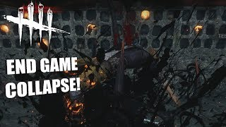 END GAME COLLAPSE | Dead By Daylight LEGACY SURVIVOR