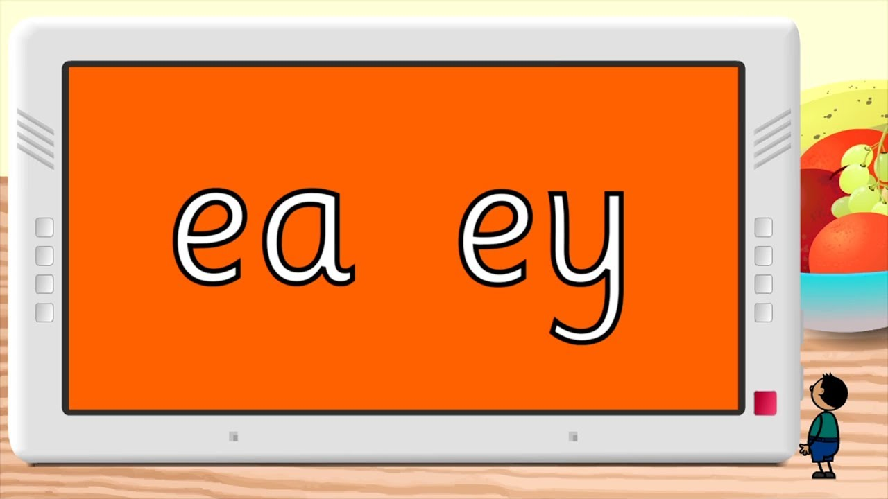 Phonics The Ea Ey Spelling Free Resource Youtube
