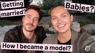 Back in NYC with Victoria's Secret + Q&A // VLOG 43 - Romee Strijd
