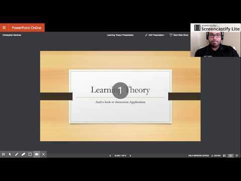 Learning Theory In Education