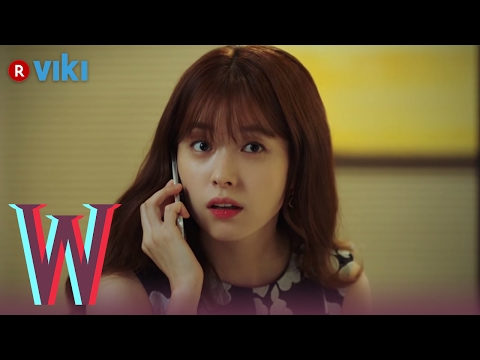 W - EP 4 | Playful Flirting Between Lee Jong Suk & Han Hyo Joo