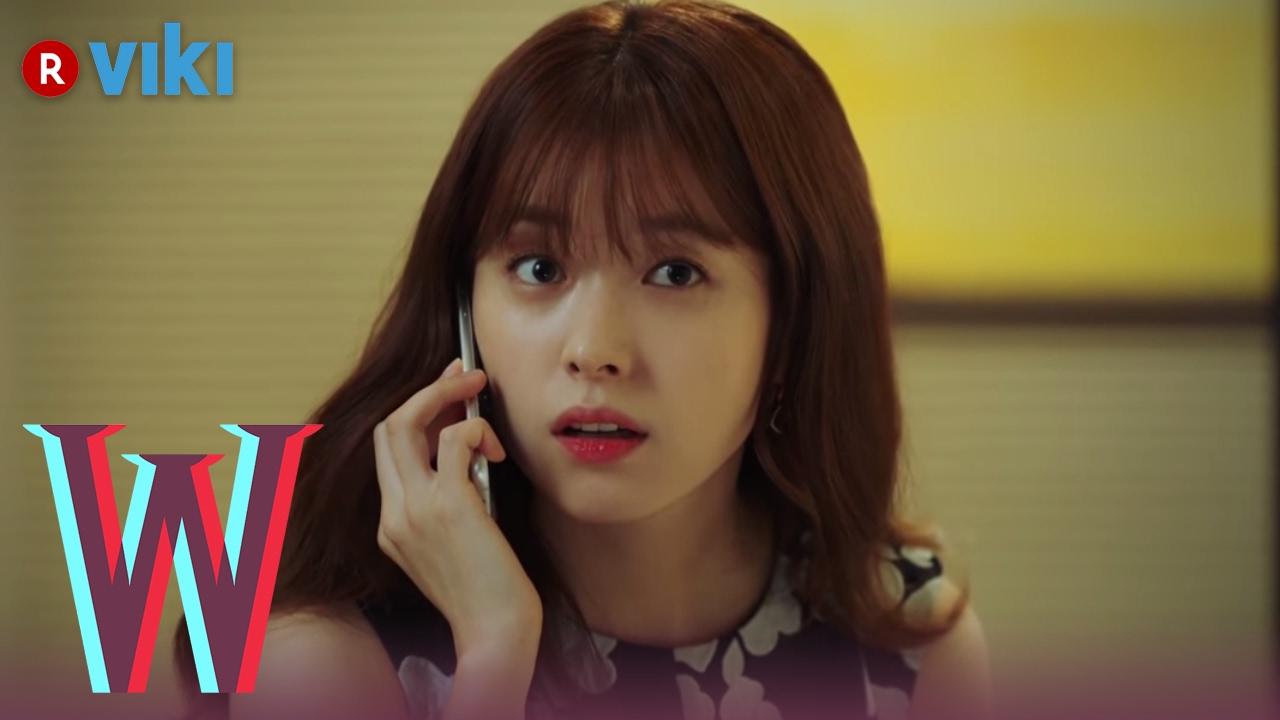 W - EP 4 | Playful Flirting Between Lee Jong Suk & Han Hyo Joo