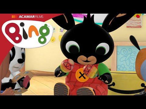 Bing Dansk | Bing: Hele Afsnit | Musik | Tegneserier for børn