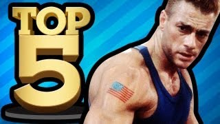 BEST VIDEO GAME MOVIES (Top 5 Friday)