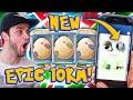 Pokemon GO - x4 EPIC 10km EGGS + NEW
