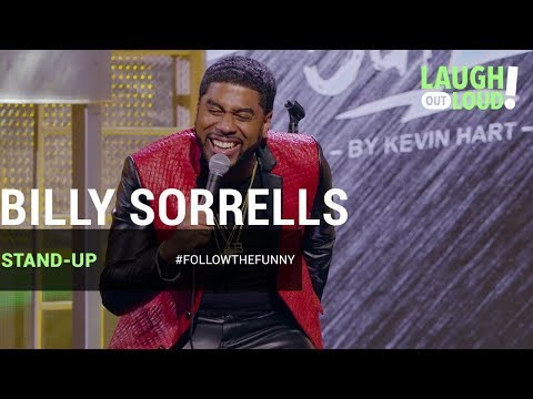 Billy Sorrells knows how to love a woman | Stand Up | LOL Network
