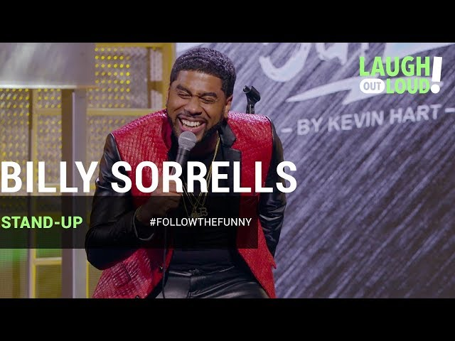 Billy Sorrells knows how to love a woman   Stand Up   LOL Network