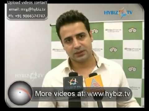 Nikhil Ganju, Country Manager TripAdvisor (India),  world's largest travel site - hybiz.tv