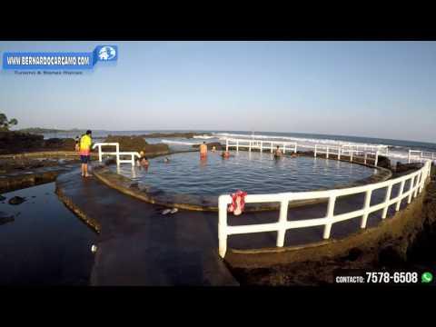 Tour Playas de Oriente, Las Tunas, Punta Chiquirín || Turismo El Salvador