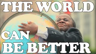 Repeat youtube video The World Can Be Better - Kid President Songified!