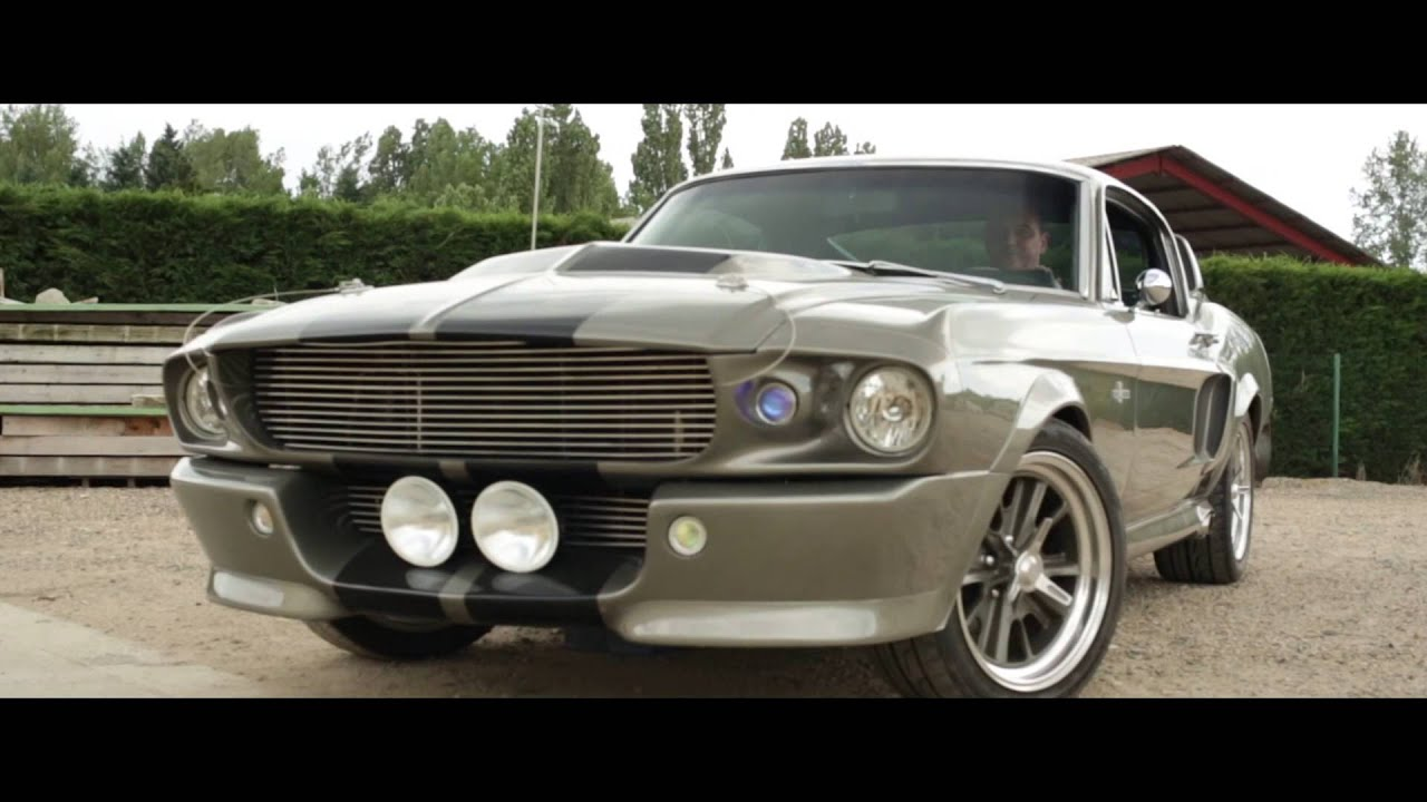 shelby mustang gt500 eleanor youtube. Black Bedroom Furniture Sets. Home Design Ideas