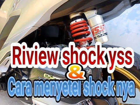 Review Shock YSS Dan Cara Menyetelnya Ll Nanda Risky