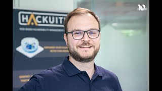 Découvrez Hackuity avec Wilfrid Blanc, Product Owner