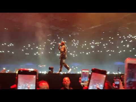 Sunflower - Post Malone, Valentine's Day 2019 European tour Dublin live