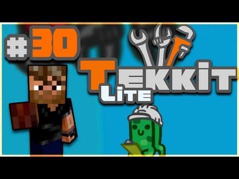 Tekkit Lite | Configuring My Power Suit | World Download | Episode 30