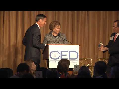 2017 Acceptance Speech: Arne Sorenson, Marriott International