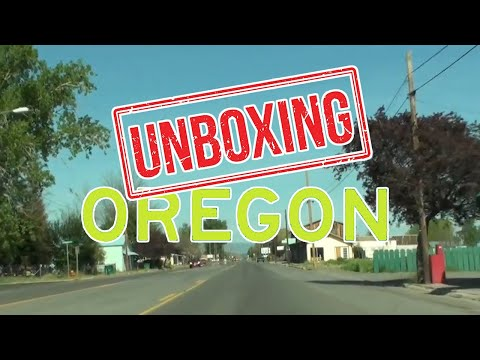 UNBOXING OREGON: What It's Like Living in OREGON