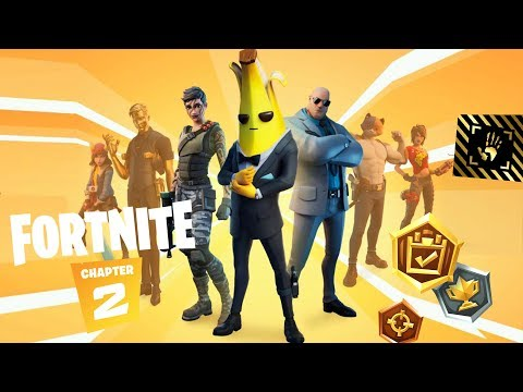 FORTNITE - NUEVA TEMPORADA 2 (CAPITULO 2) *Noobs En Fortnite* ¿VICTORIAS? 🏆