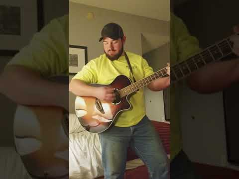 """""""Can I Get An Outlaw"""" by Luke Combs - Cover by Aaron Walker"""