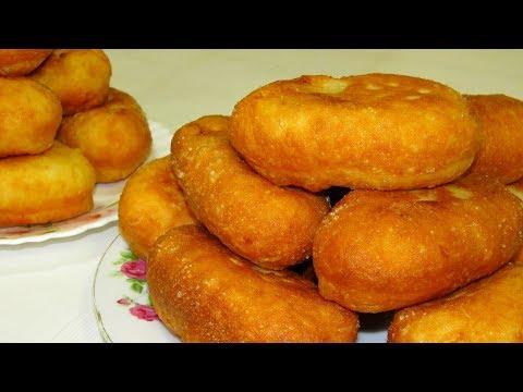Любимые румяные пирожки с горохом, похрустывающие! Вкусные и пышные! / Ruddy,crunchy Pies!