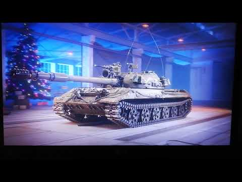 Holiday Ops 2020,i Opened 75 Christmas Boxes ! Object 703 Version II ,World Of Tanks New Year 2020