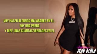 Nicki Minaj - Rake It Up (Traducida Al Español + Lyrics)