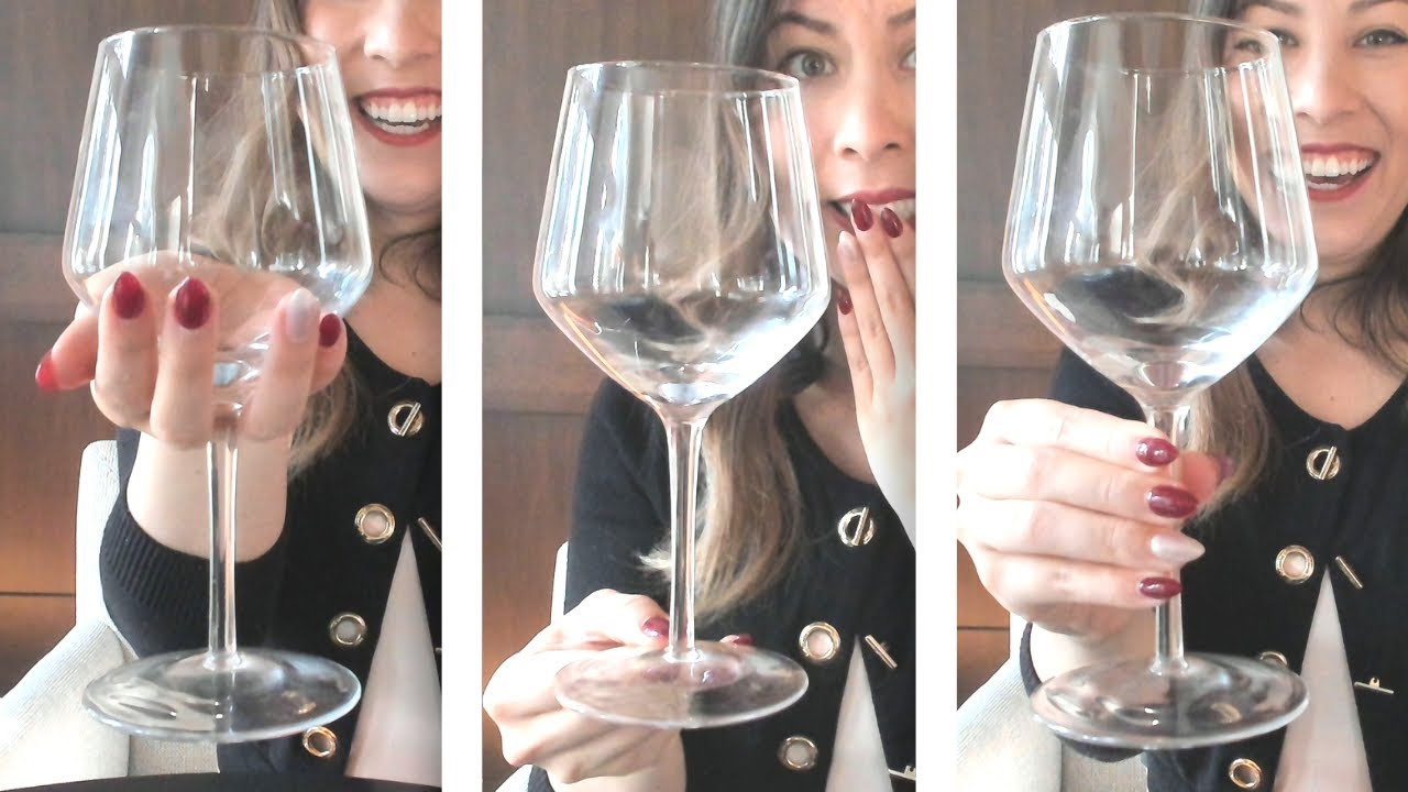 How To Shop For Wine Glasses