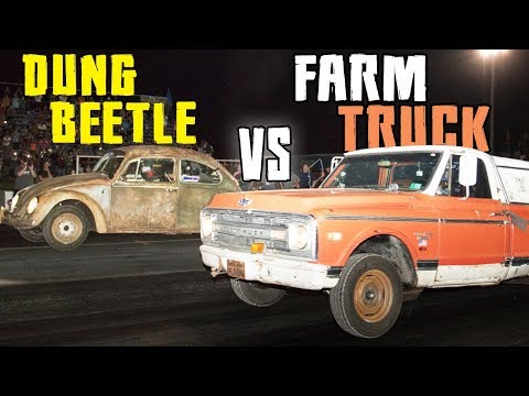 FarmTruck and Azn FINALLY RACED!