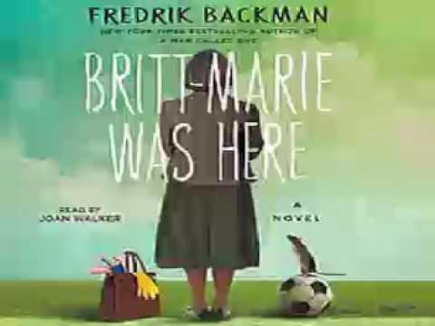 Fredrik Backman   Britt Marie Was Here    Audiobook Mp3