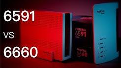 FRITZ!Box 6591 vs 6660 - Ein umfangreicher Vergleich