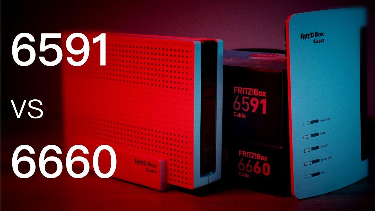 Fritzbox 6591 Vs 6660
