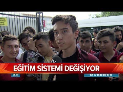 Eğitim sistemi değişiyor!  - Atv Haber 18 Mayıs 2019