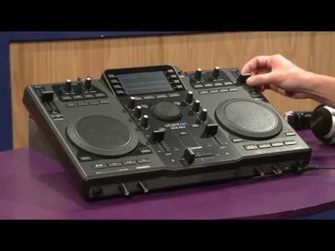 Stanton SCS.4DJ Digital DJ Mix Station & Controller Overview   Full Compass