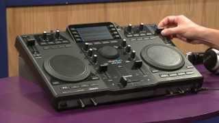 Stanton SCS.4DJ Digital DJ Mix Station & Controller Overview | Full Compass