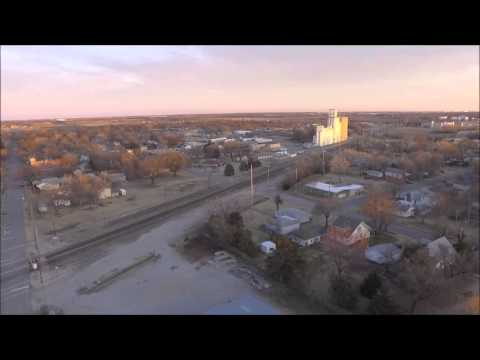 Drone footage in Valley Center KS