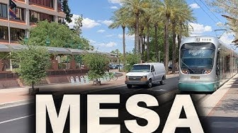 Moving to Mesa Arizona