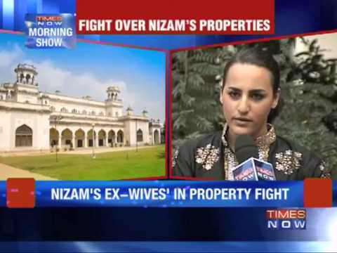 Fight over Nizam's properties