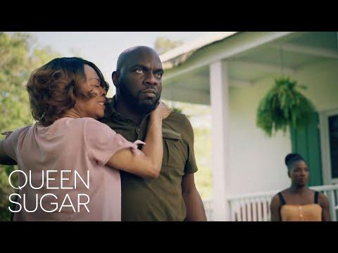 Hollywood Fights Off Violet's Ex-Husband | Queen Sugar | Oprah Winfrey Network