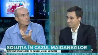 Cristian Tudor Popescu la Gândul LIVE: Cum să iubeşti un câine?!
