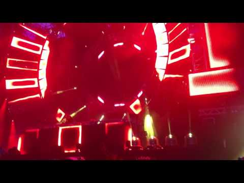 Knife Party Live at Ultra Music Festival Japan 2016
