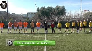 IPG Mediabrands  vs  ZZ DOT