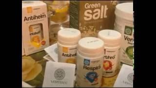 Vertera - диетические продукты питания на основе ламинарии