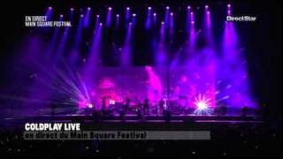 Coldplay  live Main Square Festival 2011