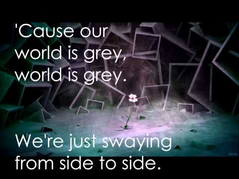 As Cities Burn - Our World Is Grey with lyrics