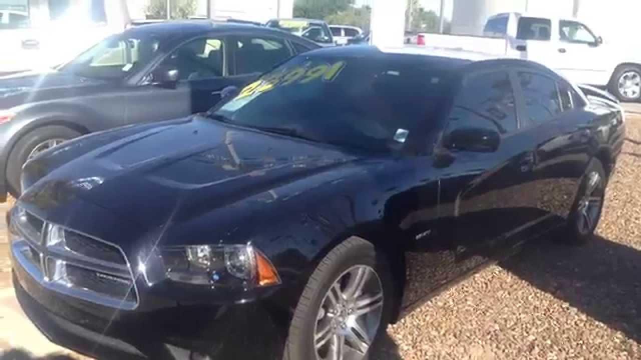 2012 Dodge Charger, Lance Bymers, Larry H. Miller ...