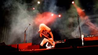 Twisted Sister - The Fire Still Burns (Live 2014)