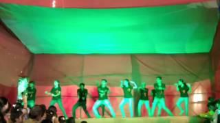 Zingaat prabhatgeet top lesi pode mashup Ganpati dance 2016